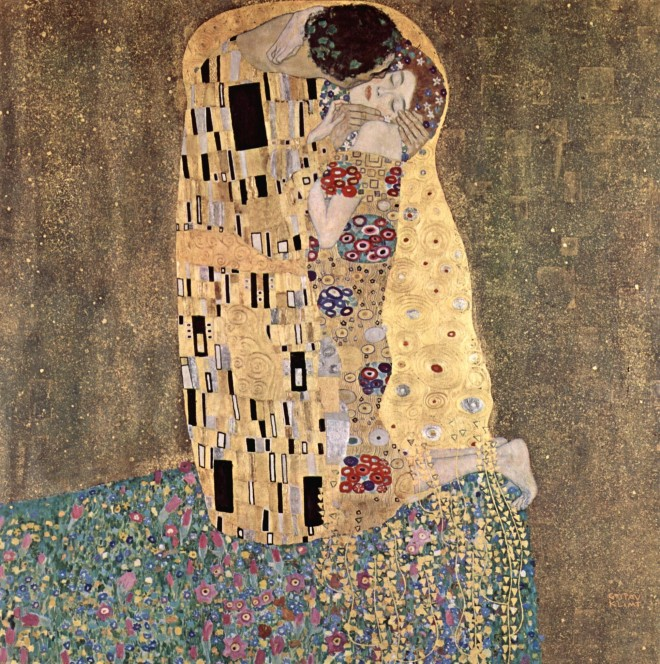 #Resim | Gustav Klimt - The Kiss